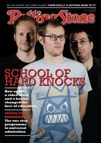 School of Hard Knocks - Rolling Stone