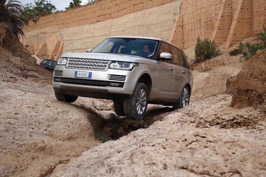 Range Rover Rutger