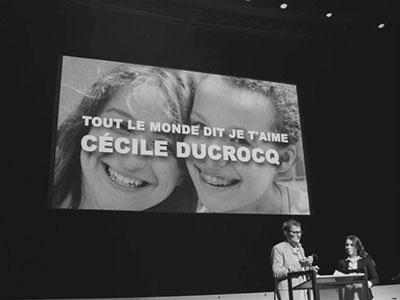 Ciné Prèmieres presentation